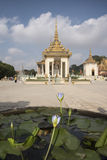 The Royal Palace Phnom Penh Cambodia Royalty Free Stock Photo