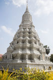 The Royal Palace Phnom Penh Cambodia Stock Photos