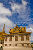 The Royal Palace, Phnom Penh, Cambodia Stock Photography