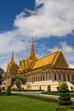 The Royal Palace, Phnom Penh, Cambodia Stock Image