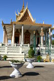 Royal Palace in Phnom Penh Cambodia Royalty Free Stock Images