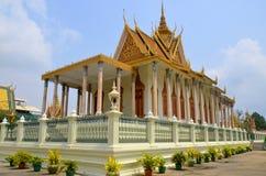 The Royal Palace Royalty Free Stock Photos