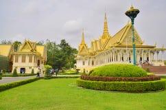 The Royal Palace Stock Photo