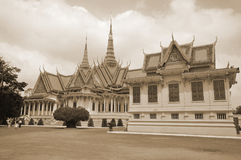 The Royal Palace Royalty Free Stock Image