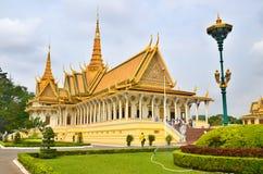 The Royal Palace Stock Photos
