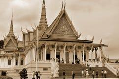 The Royal Palace Royalty Free Stock Photo
