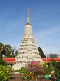 Royal Palace in Phnom Penh Stock Image