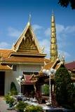 Royal Palace, Phnom Penh, Kambodja Stock Afbeelding