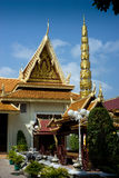 Royal Palace, Phnom Penh, Kambodscha Stockbild