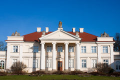 Royal Palace in Poland Royalty Free Stock Photography