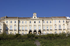 Royal Palace Portici w Włochy obrazy stock