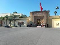 Royal Palace Rabat photos libres de droits