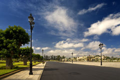 The Royal Palace in Rabat Stock Images