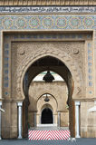 Royal Palace Rabat, Marocco Image stock