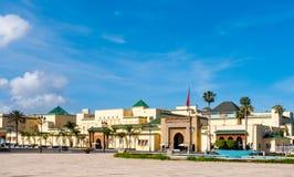 Royal Palace Rabat, Marocco Imagen de archivo libre de regalías