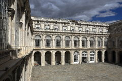 The Royal Palace Real, Madrid, Spain Royalty Free Stock Images