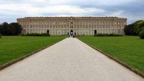 Royal Palace Reggia of Caserta royalty free stock photos