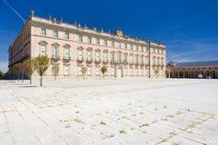 Royal Palace of Riofrio Stock Photo