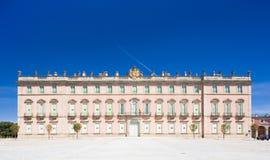 Royal Palace of Riofrio Stock Photos
