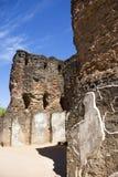 Royal Palace Ruins, Polonnaruwa, Sri Lanka Royalty Free Stock Photos