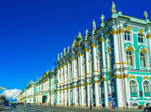 The royal palace Royalty Free Stock Images