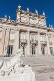 Royal Palace at San Ildefonso, Spain Stock Photography