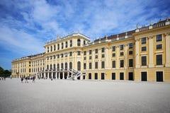 Royal Palace Schoenbrunn en Viena, Austria Imagen de archivo libre de regalías