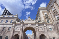Royal palace, stockholm Royalty Free Stock Photos