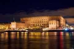 Royal Palace in Stockholm, Sweden Stock Image