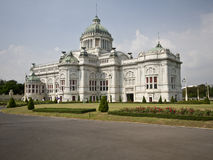 The Royal Palace of Thailand Royalty Free Stock Photos