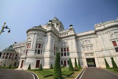 The Royal Palace of Thailand Stock Image