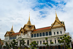 Royal Palace in Thailand Stock Photography