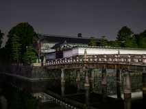 Royal Palace in Tokyo Stock Photography