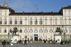 Royal Palace, Torino, Italia Immagine Stock