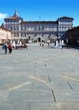 Royal Palace, Turín Fotos de archivo libres de regalías