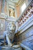 Royal Palace van Caserta Stock Afbeelding