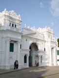 Royal Palace van Nepal royalty-vrije stock foto's