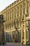 Royal Palace van Stockholm Stock Fotografie