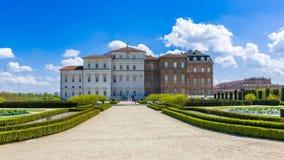 The Royal Palace of Venaria Royalty Free Stock Photography