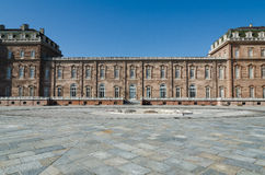 Royal Palace of Venaria - Piedmont - Italy Stock Images