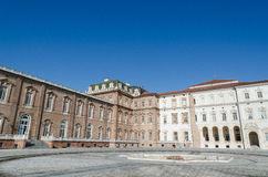 Royal Palace of Venaria - Piedmont - Italy Stock Photos