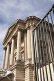 Royal Palace Versailles królewska siedziba Paryż Francja Obrazy Royalty Free