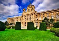 Royal Palace in Vienna Stock Photo