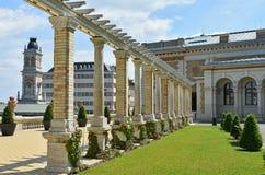 Royal Palace von Budapest, Ungarn Stockfoto