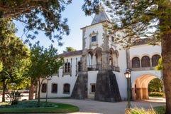 Royal Palace von Evora in Portugal stockfotos