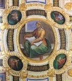 Royal Palace von La Granja de San Ildefonso in Segovia, Spanien Stockfotografie