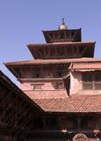 Royal Palace von Patan in Nepal stockbilder