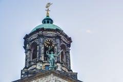 Royal Palace w Amsterdam, holandie Fotografia Stock
