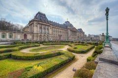 Royal Palace w Bruksela Zdjęcia Stock