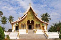 Royal Palace w Luang Prabang, Laos Obraz Stock